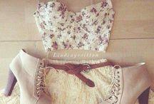Fashion Inspiration / ~beautiful clothes