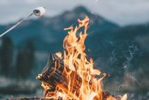 Open Air and Campfire Affairs