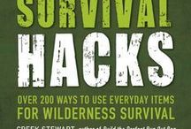 Survival Hacks and Prepping