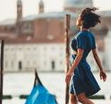 BURANO / Venice Collection  women dress