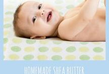 Homemade Baby Diaper Balm / Store-bought treatments might protect delicate baby but homemade remedies can ensure the use of natural ingredients that are often gentler and just as effective.