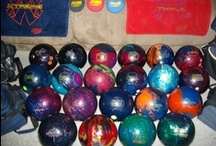Bowling Balls  / All types of bowling balls and videos / by Bobbi Boutwell