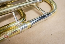 Bach 42B Trombone Reverse Tuning Slide Modification - The Shop at Siegfried's Call