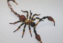 Beading - Spiders & Scorpions