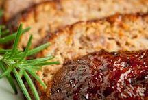 Cooking - Meatloaf & Meatballs