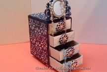 Altered Boxes & Tins