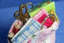 Mini - Fabric & Yarn Crafts