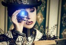 Steampunk, Clockwork, Dieselpunk