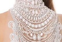 Detail & embellishment / Celebrating some of the most exquisite detailing, embellishment and hand beadwork.