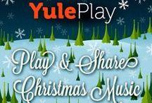 Christmas Music Websites