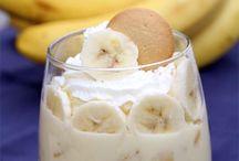 Going Bananas / Banana-centric recipes / by Lunara Alder