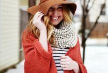 fall + winter trend ideas
