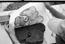 printmaking inspiration