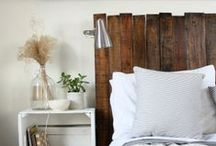 Bedroom Ideas / Bedroom DIY, linens, paint colors, all things in the bedroom!