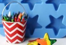 Kids Crafts & Room Ideas