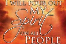 THE HOLY SPIRIT - THE COMFORTER / This board seeks to exemplify the works of the Holy Spirit. Do not pin prayers to dead saints, I will personally delete them. We are here to glorify God, and Him alone.