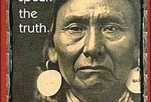 NATIVE AMERICANS - UNSPOKEN BEAUTY / This board will focus on those who were here first - whose land we squat on today, by bloody conquest and outright genocide.
