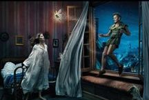 Annie Leibovitz Fantasy Photos