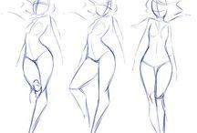 Posing & Figuren