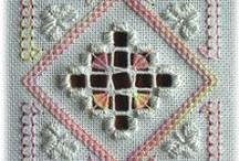 Embroidery - Hardanger & Drawn Thread