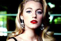 Hair style Blake Lively~ / Stile~eleganza~raffinatezza~Semplicità~Adoro tutto di lei~
