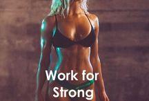 Yoga & Gym Inspiration
