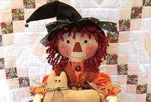 Fabric - Dolls & Toys