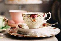 L'ora del thé~ / É sempre il momento giusto per sorseggiare un buon thè~
