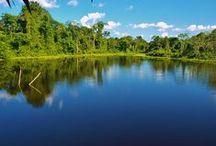 Lago Marasha / www.reservamarasha.com