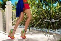 Gianni Renzi Couture Nuova Collezione Primavera Estate 2016 / #Femminilità ed #eleganza fanno parte del DNA di questo #brand, caratteristiche che vengono trasmesse a tutte le donne attraverso suoi modelli. http://www.paglione.shoes/it/85_gianni-renzi-couture