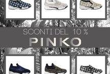 Pinko / Sconto del 10% su tutti i modelli Pinko
