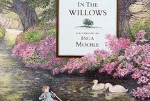 Inga Moore / Inga Moore makes the wonderful world of The Wind in the Willows come alive. I love her for it.