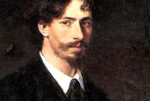 Ilya Repin / Probably Russia's greatest painter...  (1844 - 1930)
