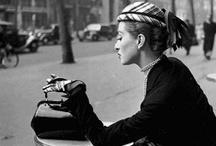 vintage couture/fashion