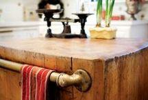 DIY - interior inspiration / furniture, storage, wall art