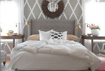 Grey & White Bedroom Decor Ideas