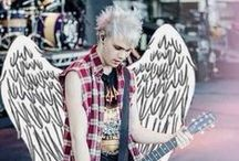 mikey / my angel.
