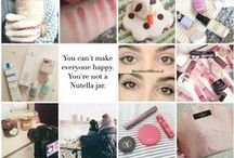danielascribbles - my blog photos ♥ / A beauty & lifestyle blog - I write about any little funnies, little interestings that have happened to make me smile.