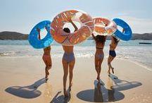 Juicy Summer / Summer beach sun  holidays