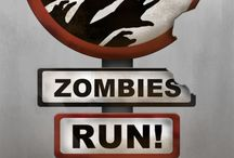 Zombies, Run ! / Inspiration for and from SixToStart Running App