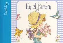"""Sarah Kay """"EL JARDIN"""" / coleccion"""