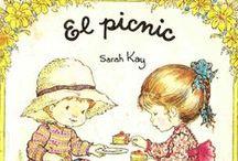 """Sara kay """"EL PICNIC"""" / coleccion"""