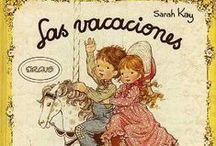 """Sara kay """"VACACIONES"""" / coleccion"""
