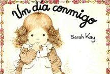 """Sarah Kay """"UN DIA CONMIGO"""" / coleccion"""