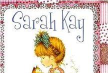 Sara kay collection of stickers / Album de cromos completo
