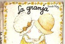 "Sarah Kay ""LA GRANJA"" / coleccion Sarah"