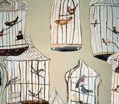 Oiseaux et petites bêtes / Bricolages pour une fête sur le thème de...
