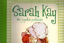 """Sarah Kay """"MIS JUGUETES PREFERIDOS"""" / Coleccion"""