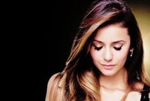 Nina Dobrev❤ / thanks Nina to demonstrate me that angel are real.