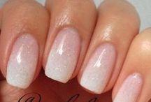 Bridal Nails / Bridal nailspiration